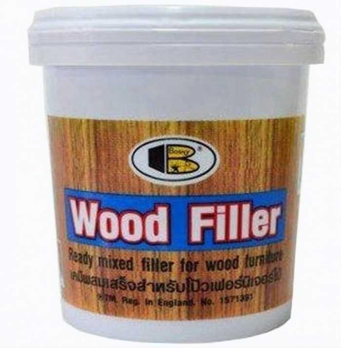 Một số sản phẩm bột trét gỗ phổ biến trên thị trường hiện nay