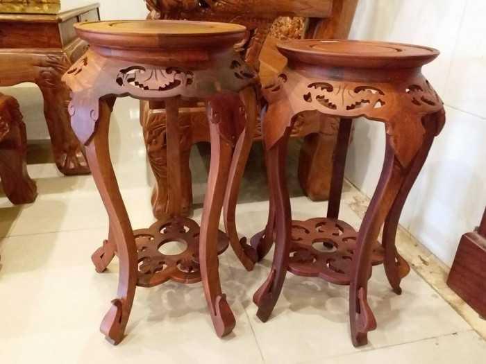Mẫu đôn gỗ hiện đại được nhiều người chọn mua