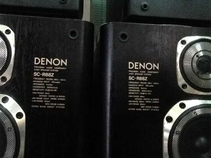 Loa Denon R88