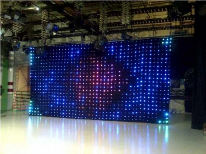 Lắp đặt màn hình Led P20