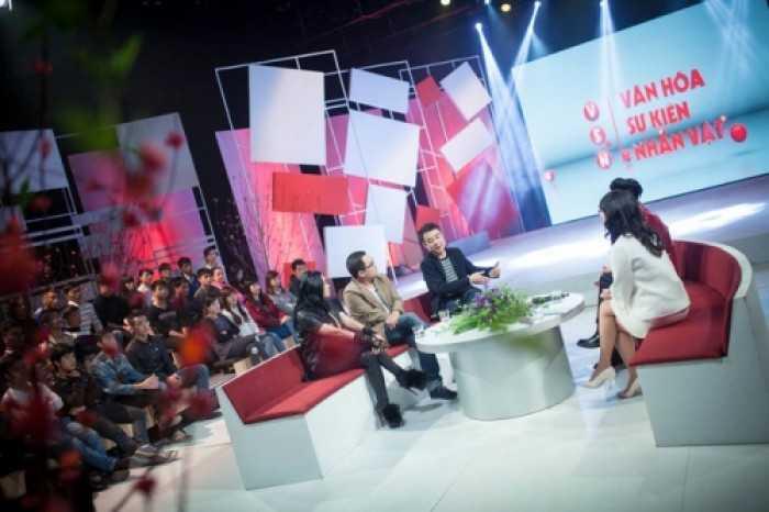 Cho thuê màn hình Led P3 - Talk Show Văn Hóa - Sự Kiện - Nhân Vật
