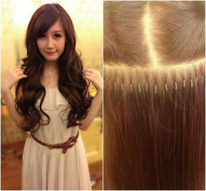 Nối tóc là gì