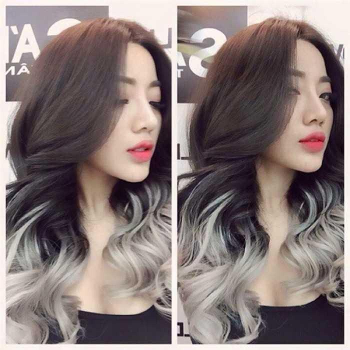 Các kiểu tóc nối đẹp phổ biến hiện nay