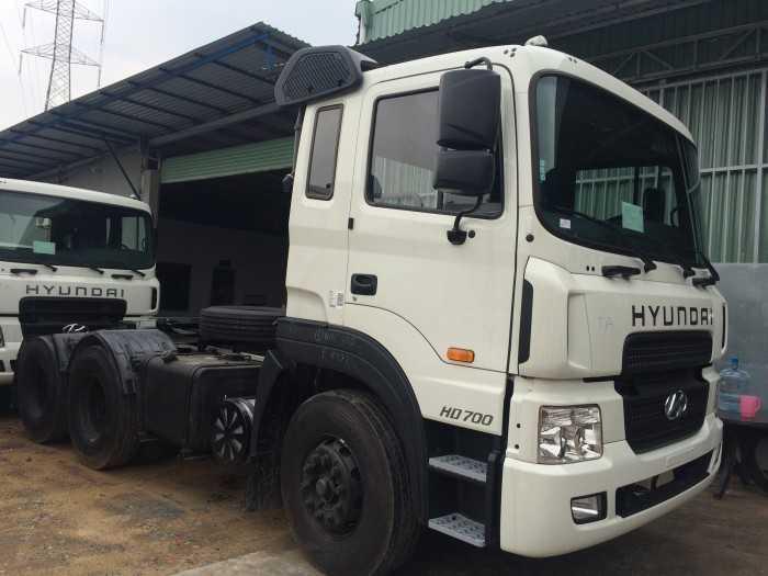 Xe đầu kéo Hyundai HD700 Đô Thành