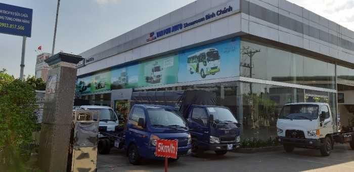 Hình ảnh bên ngoài Hyundai Đô Thành - Showroom Bình Chánh