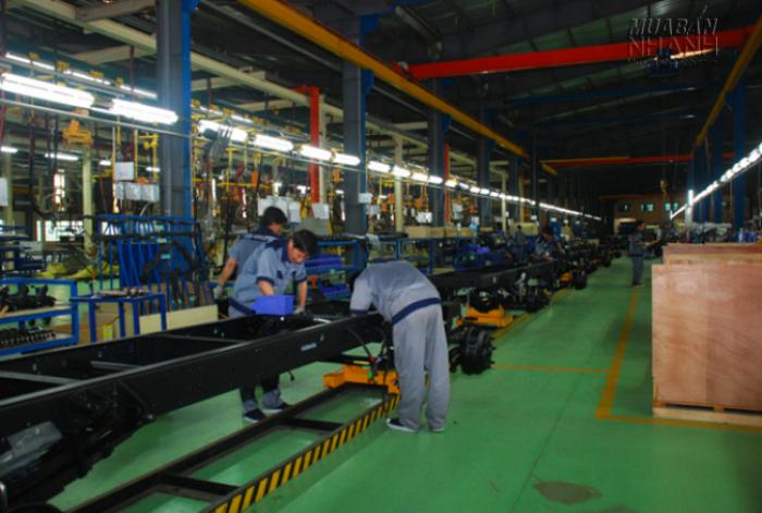 Hình ảnh cơ sở vật chất, xưởng dịch vụ tại Đại lý Hyudai Đô Thành(1)