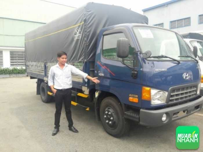 Đại lý xe tải Hyundai Đô Thành - Showromm Bình Chánh  Đối tác kinh doanh xe tải thành công tại MuaBanNhanh
