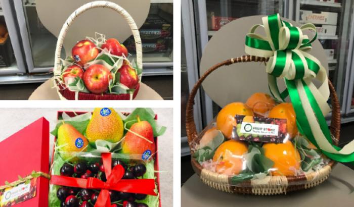 Hộp quà trái cây 400k trở lên từ MKnow