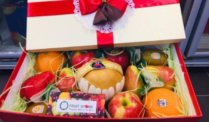 Hộp quà trái cây 600k trở lên từ MKnow