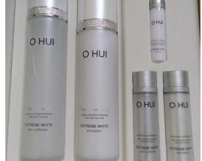 Kinh nghiệm mua kem dưỡng trắng da mặt từ các thương hiệu mỹ phẩm Hàn Quốc