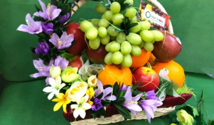 Giỏ trái cây đám giỗ