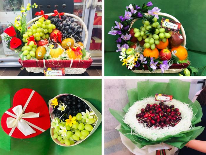 Lựa chọn quà tặng liên quan đến sức khỏe không khó khi đã có gợi ý từ các loại trái cây, đặc biệt là trái cây sạch, trái cây nhập khẩu theo mùa