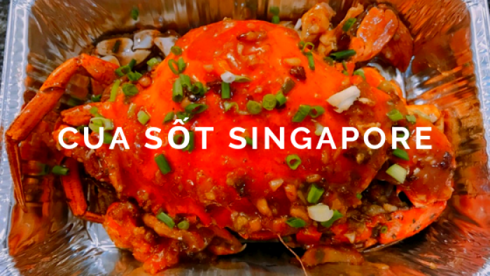 Cua sốt Singapore MKnow