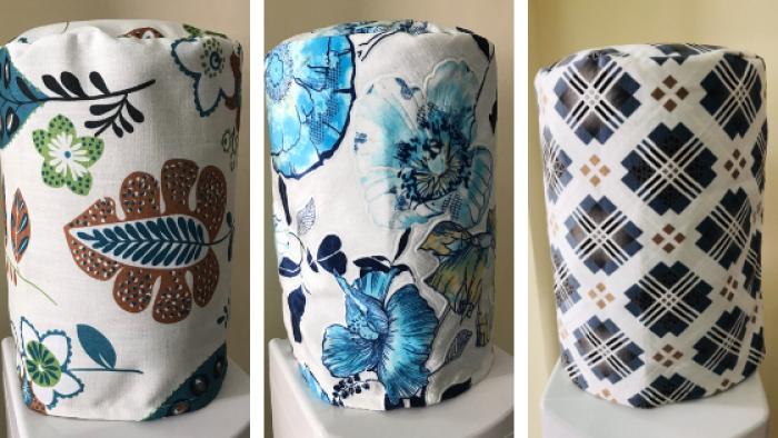 May túi trùm vải canvas - vải bố từ xưởng may Limac - đối tác VIP Partner MuaBanNhanh