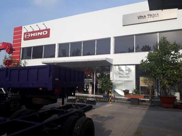 Đối tác VIP mua bán xe tải uy tín lâu dài tại Xe MuaBanNhanh Showroom Hino Vĩnh Thịnh