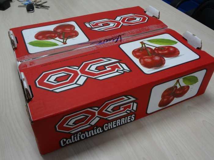 QC Cherry - thương hiệu Cherry đến từ Orange County (Quận Cam)