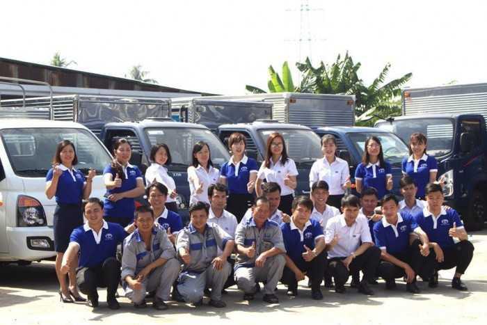 Ô Tô Phú Mẫn có xưởng đóng thùng xe