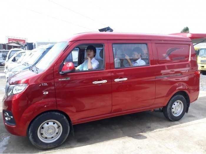 Xe bán tải Dongben 5 chỗ (Dongben X30)