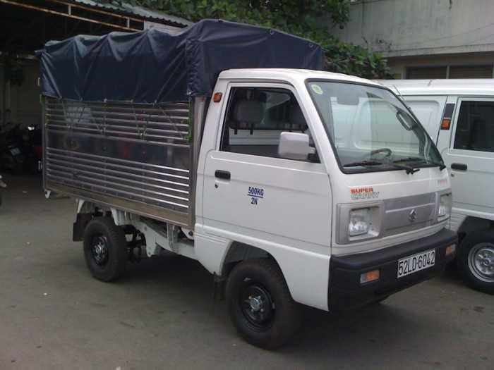 Xe Tải Suzuki Carry Truck 600 Kg