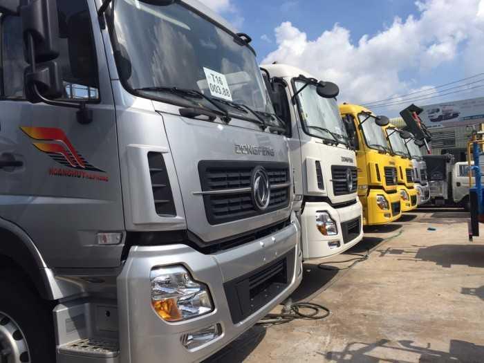 Xe tải Dongfeng 17.9 tấn Hoàng Huy