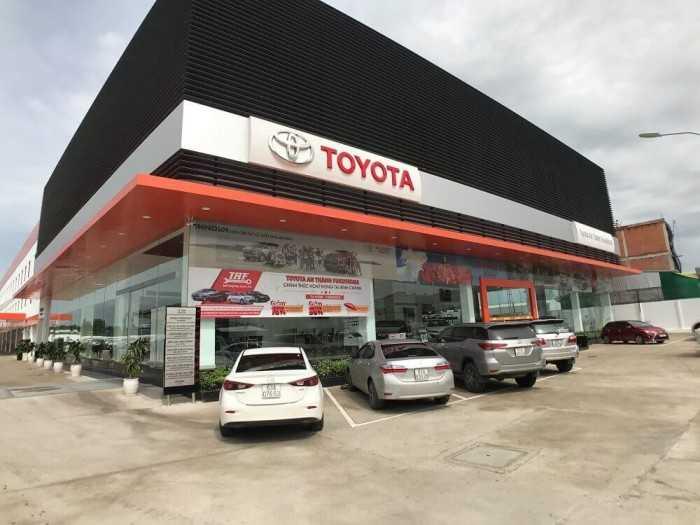 Đại lý Toyota An Thành Fukushima Bình Chánh