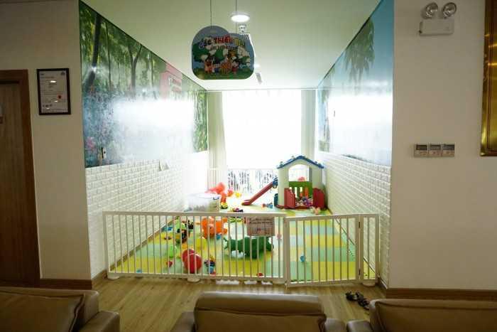 Phòng chơi trẻ em