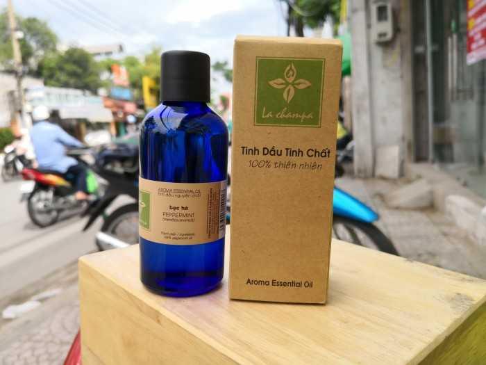 Tinh dầu bạc hà Việt Nam