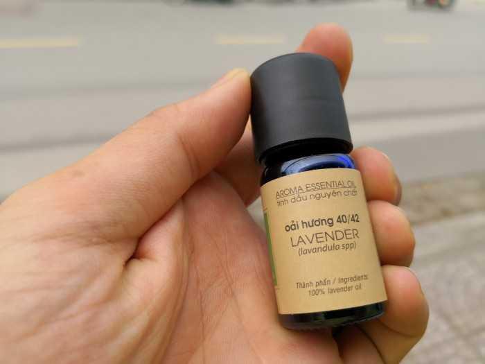 Tinh dầu oải hương nguyên chất