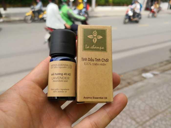 Tinh dầu oải hương Việt Nam