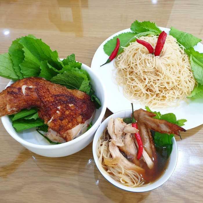 Gà tiềm ớt hiểm tại MKnow - đối tác Nhà hàng ẩm thực MuaBanNhanh