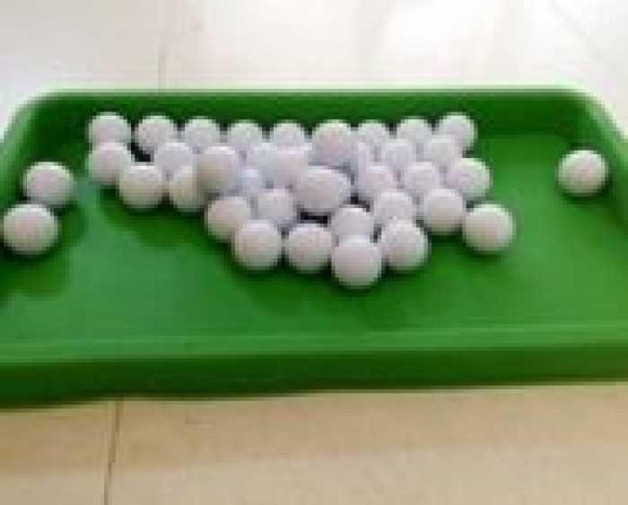 khay đựng banh Golf