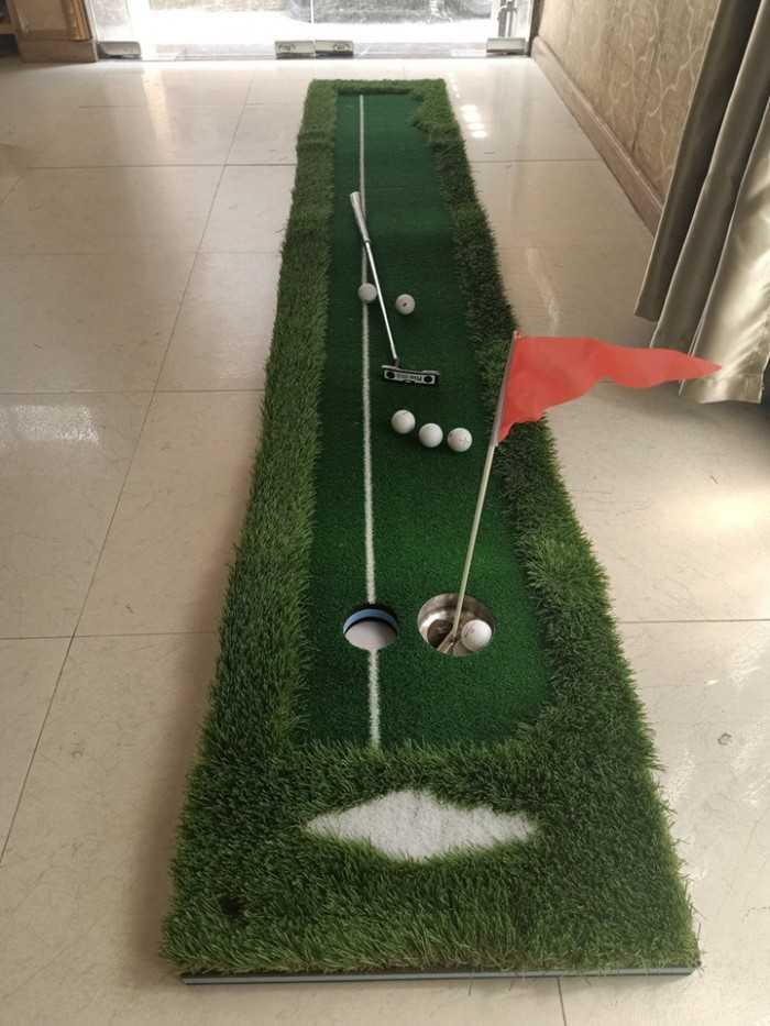 Lỗ golf cột cờ mini