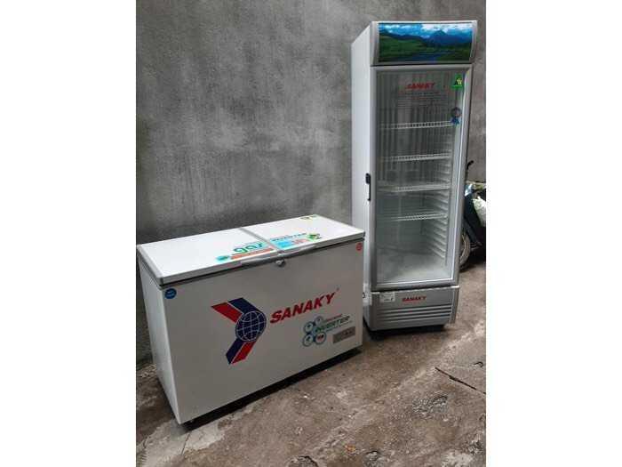 Tủ lạnh thanh lý, tủ lạnh cũ thu mua tận nhà