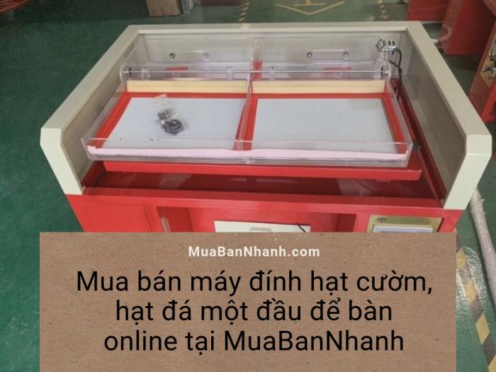 Mua bán máy đính hạt cườm, hạt đá một đầu để bàn online tại MuaBanNhanh