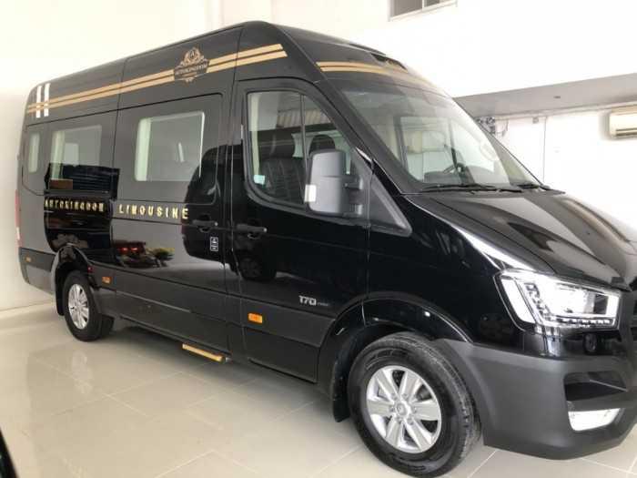 Hyundai Solati Limousine 10 chỗ, 12 chỗ