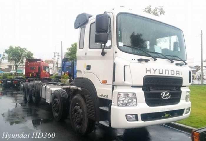 Hyundai HD360 5 Chân Đô Thành