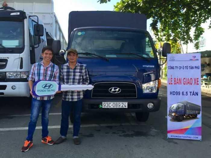Chính sách hỗ trợ khách hàng khi mua xe tại Hyundai Phú Lâm