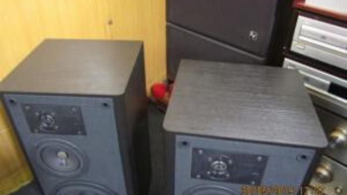 Loa Electro Voice interface - series ii