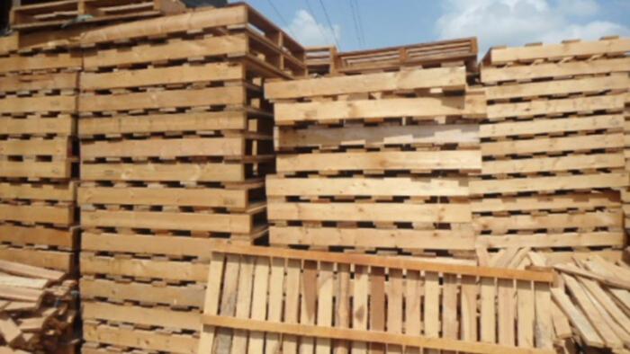 Pallet gỗ cũ Bắc Ninh