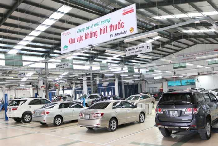 hỗ trợ khách hàng thủ tục đăng ký xe