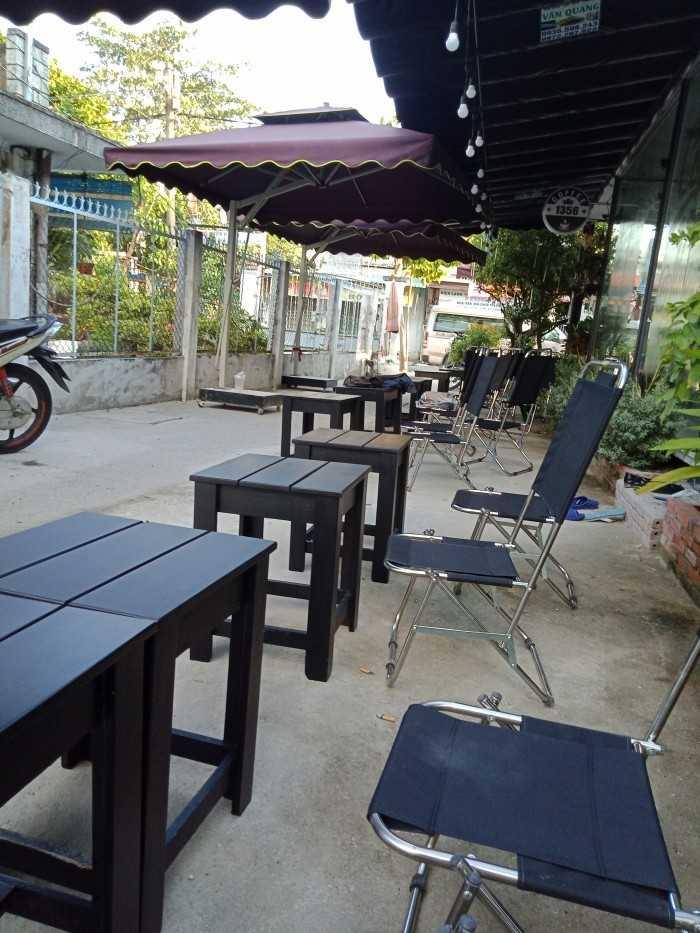 Ghế xếp cafe