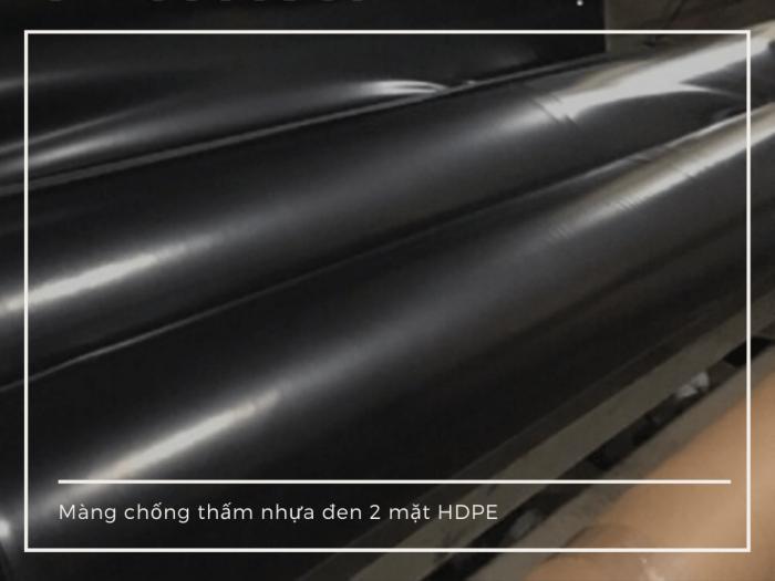 Top thương hiệu màng chống thấm HDPE nổi tiếng chất lượng trên MuaBanNhanh