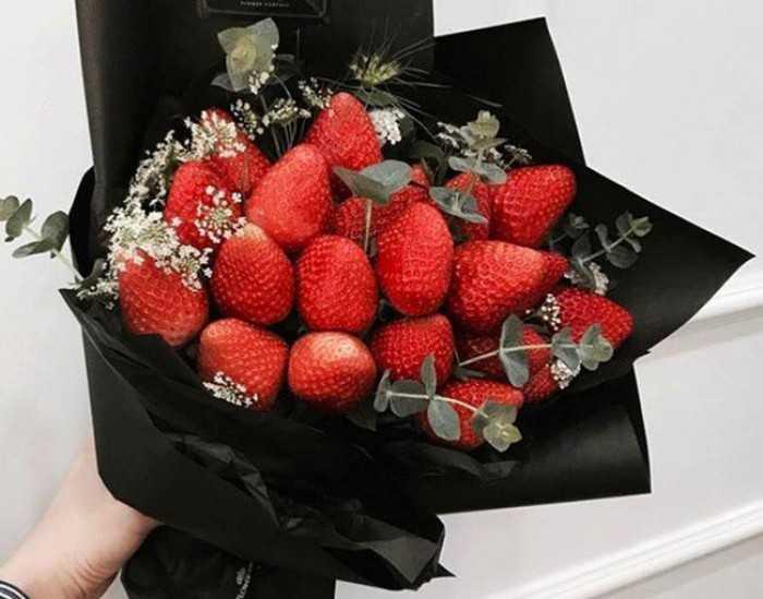 Bó hoa Cherry - MuaBanNhanh