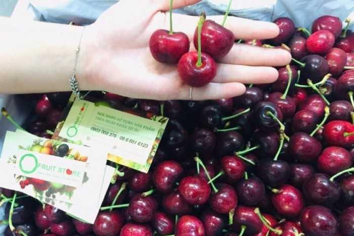 hộp quà trái cây valentine