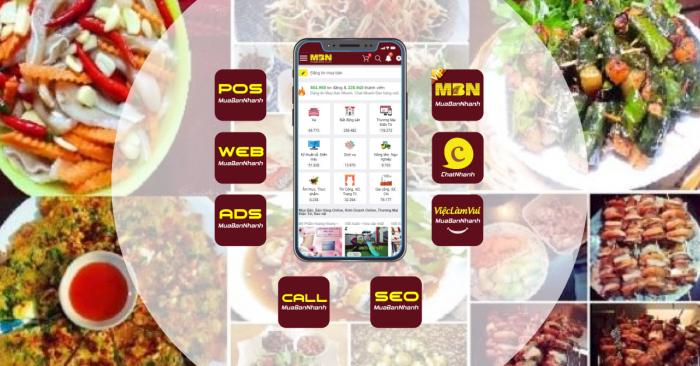 Hướng dẫn kinh doanh đồ ăn online