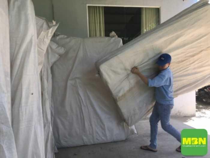 Quy trình đặt hàng và giao hàng tại Thiên An
