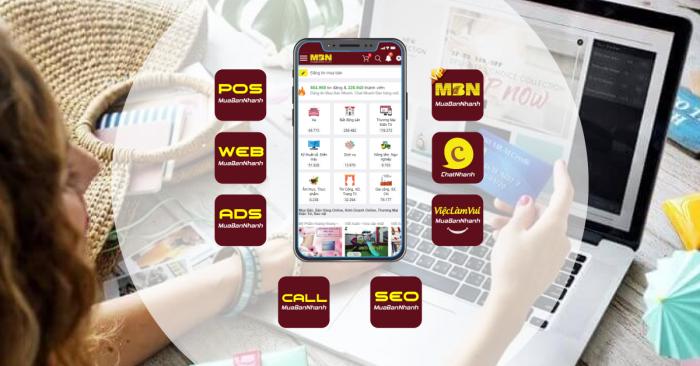 trang web bán hàng online uy tín, miễn phí, hiệu quả nhất