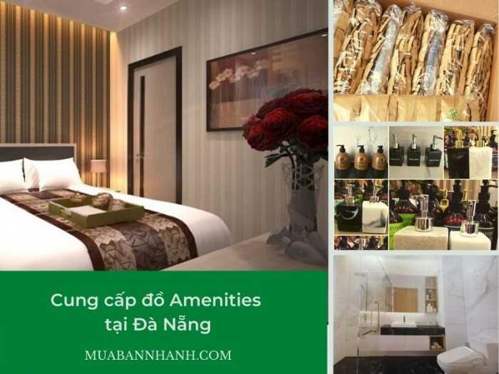 Đối tác cung cấp đồ Amenities tại Đà Nẵng - Amenities Resort & Spa, Hotel, Condotel, dịch vụ lưu trú