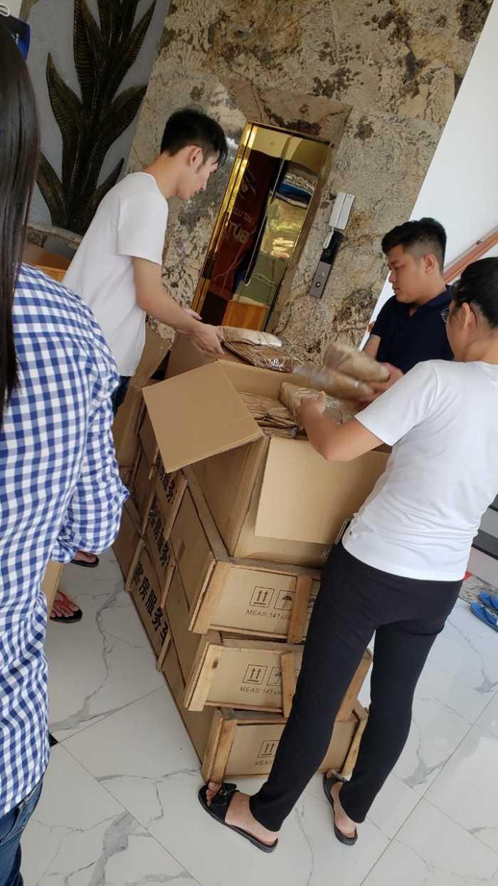 Đối tác cung cấp đồ Amenities tại Đà Nẵng