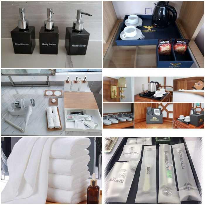 Lợi ích khi sử dụng đồ Amenities trong Resort & Spa, Hotel, Condotel, dịch vụ lưu trú
